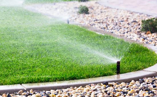 Irrigation & Landscaping